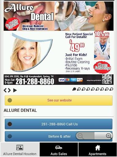 Allure Dental Houston