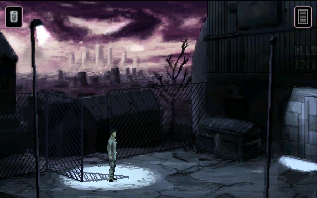 Gemini Rue screenshot #2