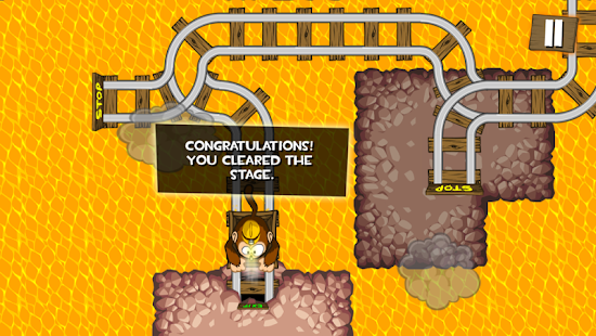 Monkey Rails- screenshot thumbnail