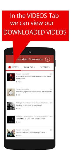 Video Downloader-Clip Grabber