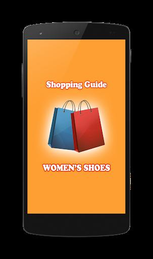 Shopping Guide - Women Shoes