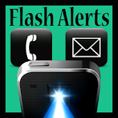 Flash Alert Blink For Call/SMS