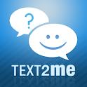 Text2Me – Free SMS logo