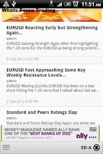 Whats Forex Trading. - screenshot thumbnail