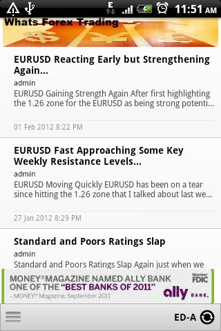 Whats Forex Trading. - screenshot