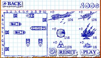 Screenshot of Sea Battle