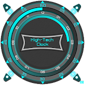 20 Analog Clock HD Widget