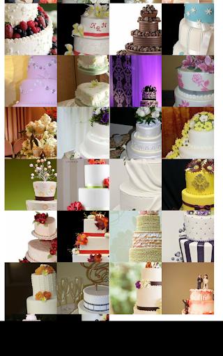 婚禮蛋糕設計