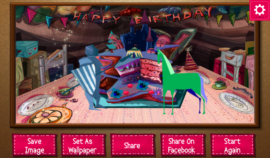 Make a Cake - Cooking Games- screenshot