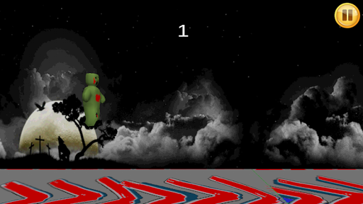 僵尸曲奇跑酷3D