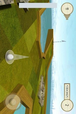 Gatsby's Golf - screenshot