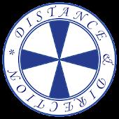 距離と方位