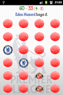 Premier League Memory Game - screenshot thumbnail