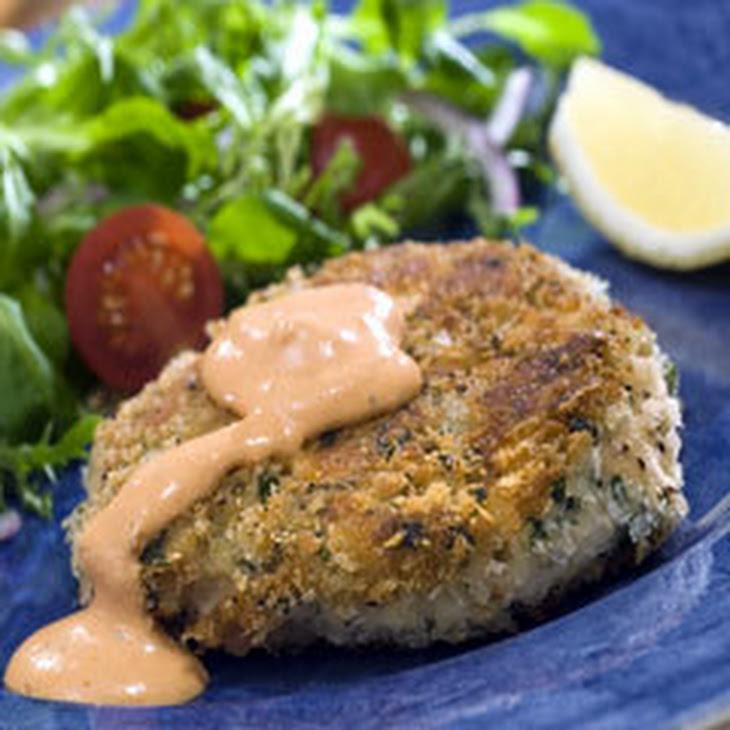 Hellmann'S Dijon Pepper Tuna Cakes Recipe