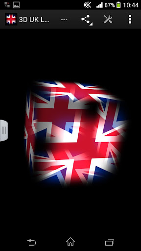 3D UK Live Wallpaper