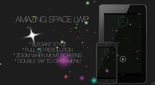 Amazing Space LWP
