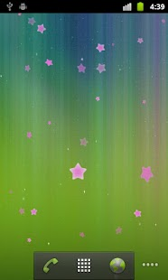 Stars Live Wallpaper Screenshot 3