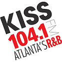 KISS 104FM Atlanta's Best R&B icon
