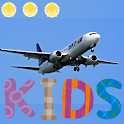 Airplane Touch Car Child Kids icon
