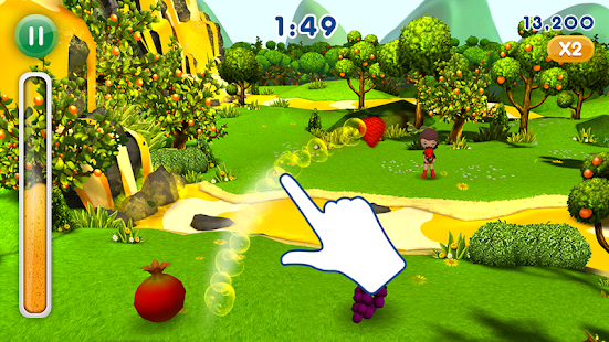 Fanta Fruit Slam 2- screenshot thumbnail