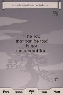 Tao Quotes- screenshot thumbnail