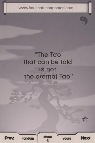 Tao Quotes- screenshot