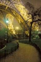 Screenshot of Paris Romantic Rain Live Wallp