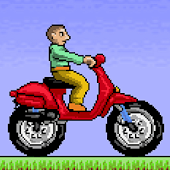 MX Motor Scooter - Race game