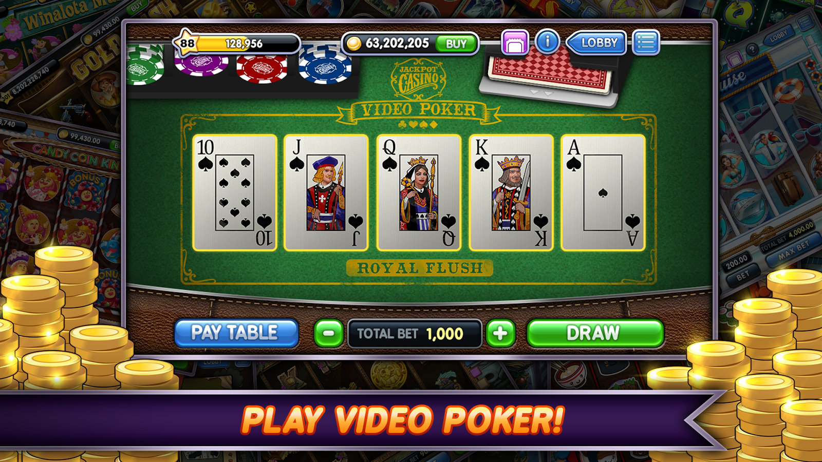 Jackpot Slots - Slot Machines - screenshot