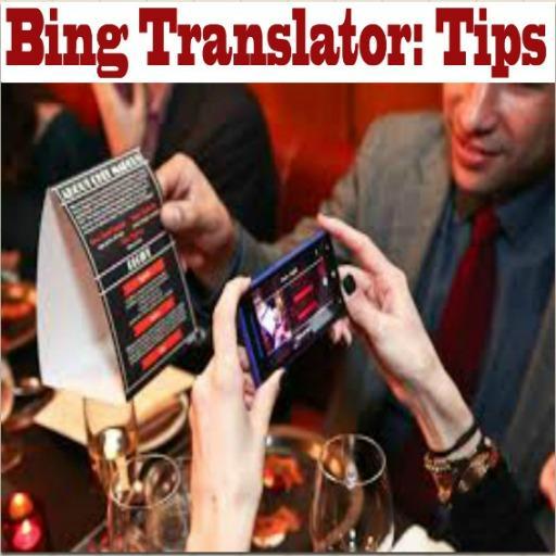 Bing Translator: Tips LOGO-APP點子