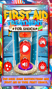 First Aid Treatment For Shock