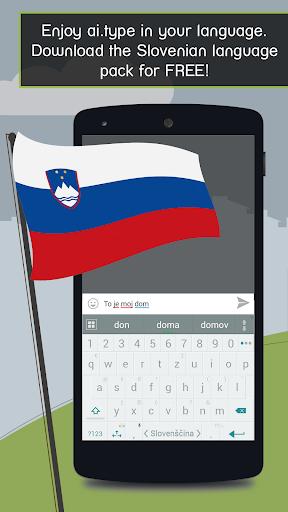 ai.type Slovenian Prediction