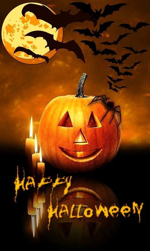 Halloween Live Wallpaper HD - Android Apps on Google Play