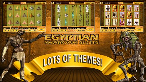 埃及法老老虎機路