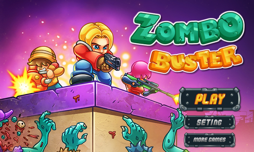 Zombo Buster Touch
