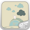 Rabbit Launcher White Rabbit icon