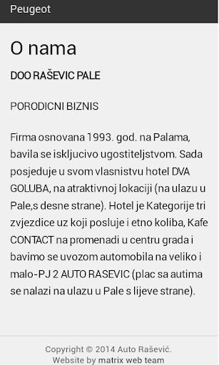 【免費購物App】Auto Rasevic-APP點子