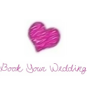 Book Your Wedding icon