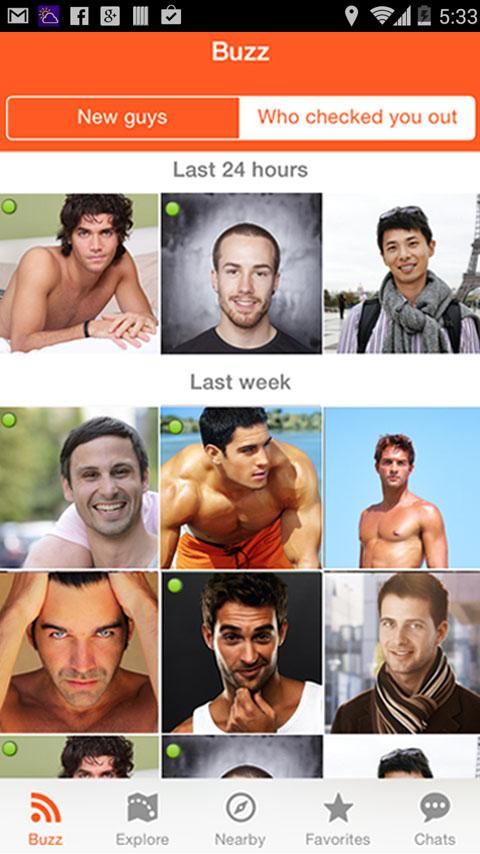 gay apps android