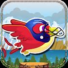Chirpy - The Helmet Head Bird icon