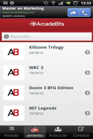 ArcadeBits - screenshot