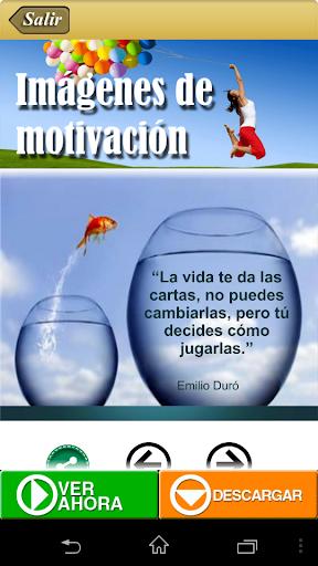 Imágenes motivadoras