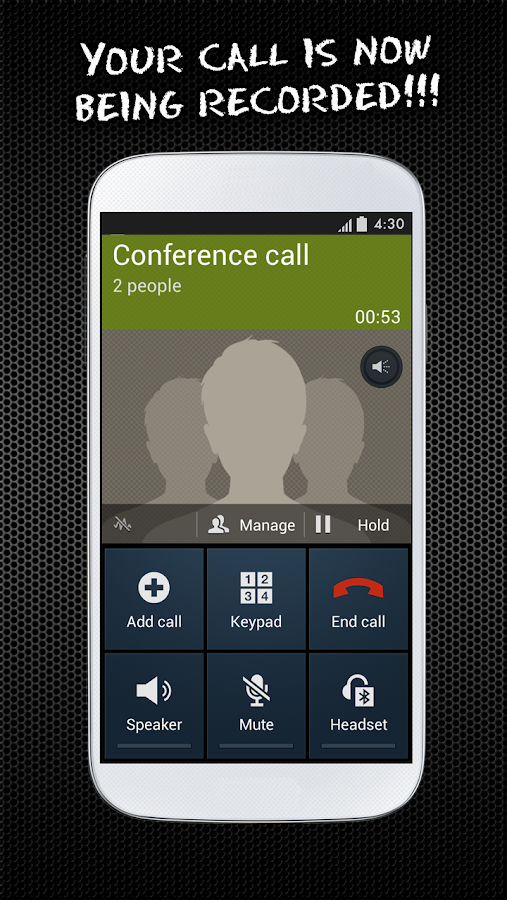 TapeACall - Record Calls - screenshot