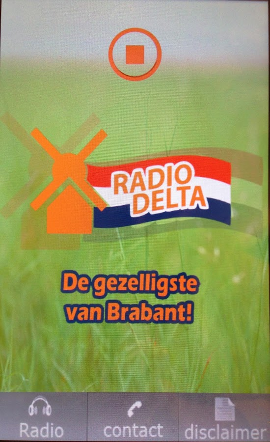 Radio Delta: screenshot