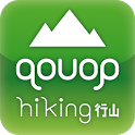 qouop hiking 行山 icon