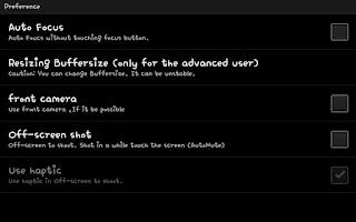 Screenshot of Quick Burst Shot (free)