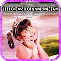 Hidden Difference - Princesses icon