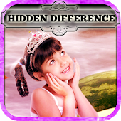 Hidden Difference - Princesses