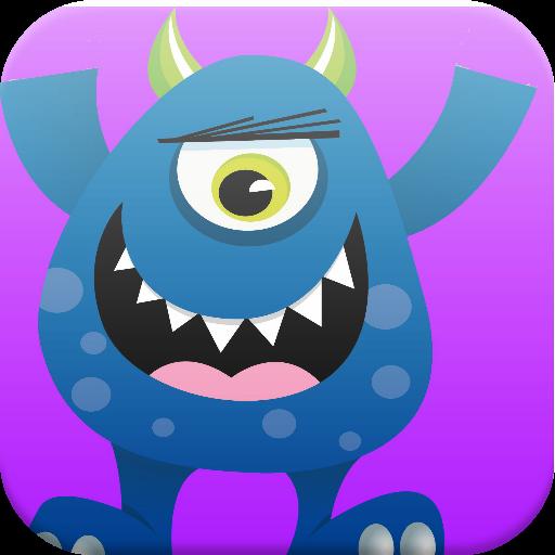 Monster Matching Game LOGO-APP點子