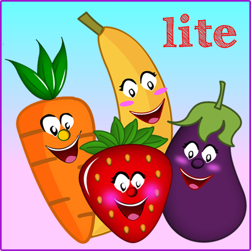 Fun4Kids: Fruits&Veggies(Lite) LOGO-APP點子